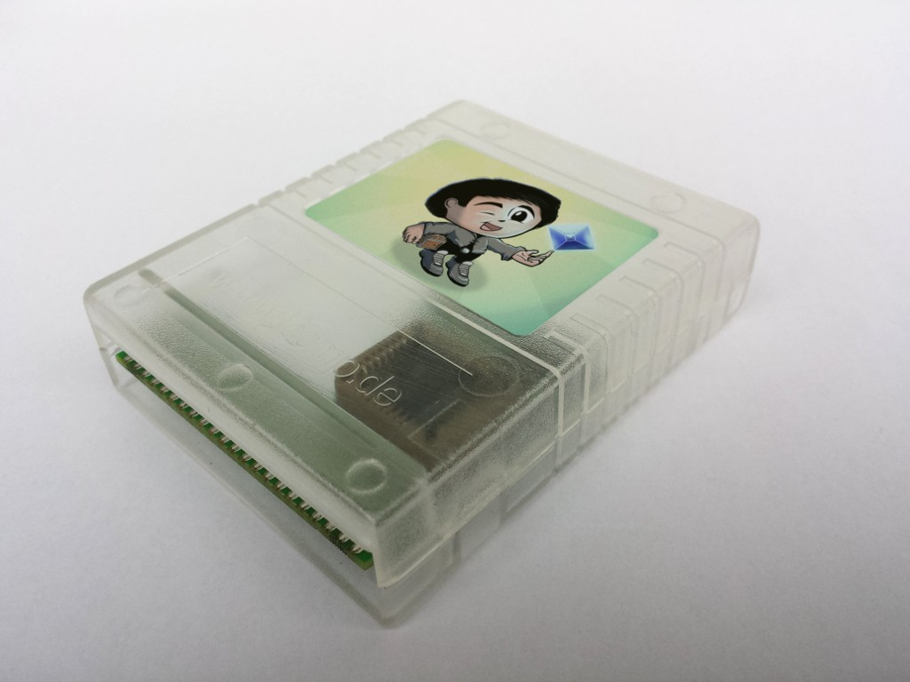 Sam's Journey Prototype Cartridge